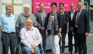 Arbeitsgruppe zum Aktionsplan des BeB