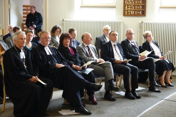 Die Diakonie Kork feierte ihr 125-jähriges Bestehen mit einem Festgottesdienst.