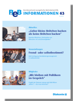 Cover BeB Informationen 63
