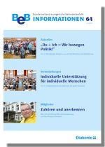 Cover BeB Informationen 64