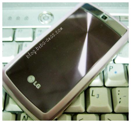 Handphone Pink baru ku... :D