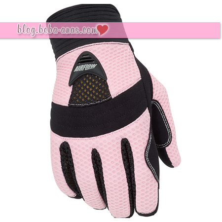 Tour Master - Airflow womens glove Pink