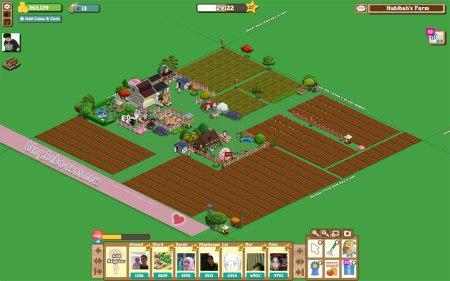 farmville before