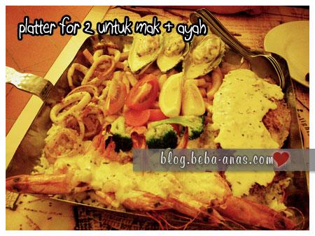 manhattan fish market platter for 2