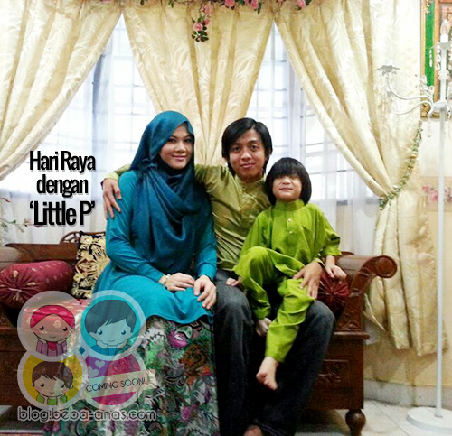 little p - hari raya