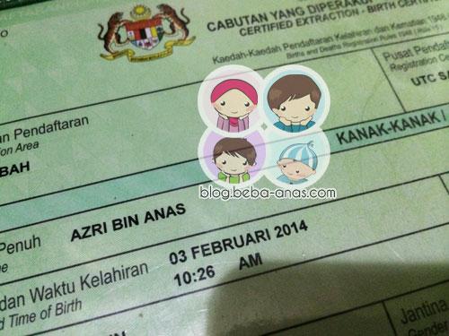 nama saya azri