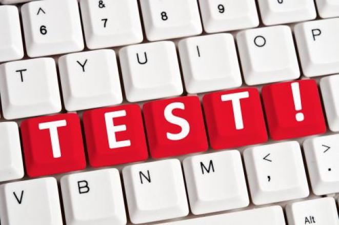 Test-keyboard