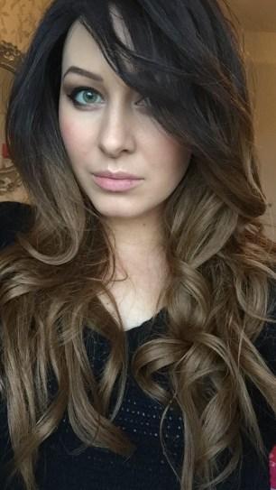 Wiggit wig 'Rhianne' curled