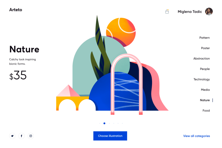 UI/UX by Outcrowd