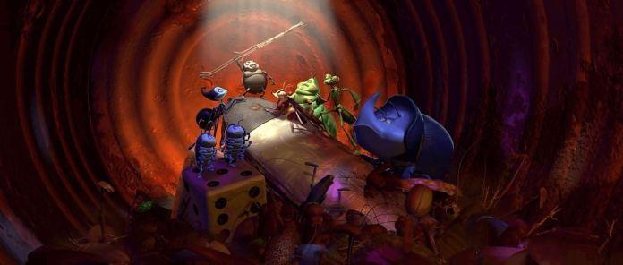 películas para niños Bichos colores