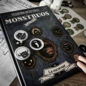 Pequeños Detectives de Monstruos Manual