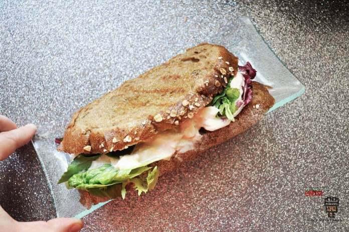 sándwich de atún del Doctor Extraño