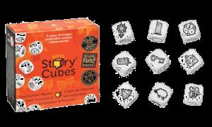 Story Cubes juegos para inglés