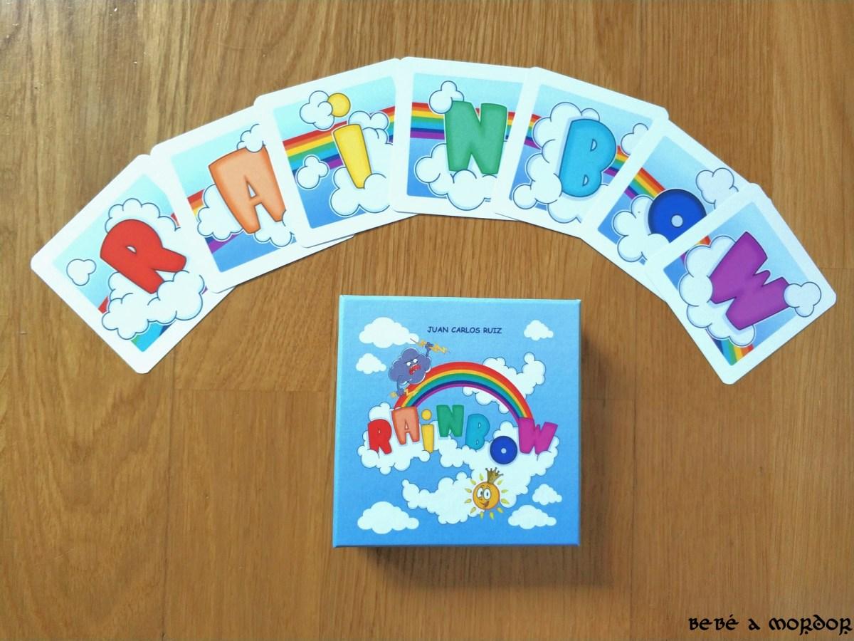 [Primeros Juegos de Mesa] Rainbow: el arcoíris de Átomo