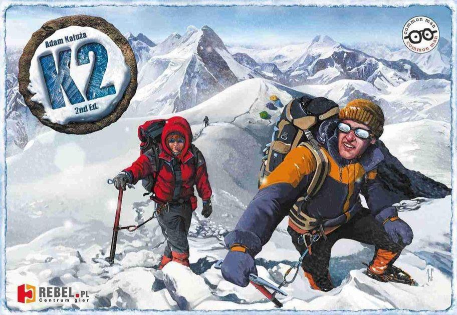 K2 deporte y juego