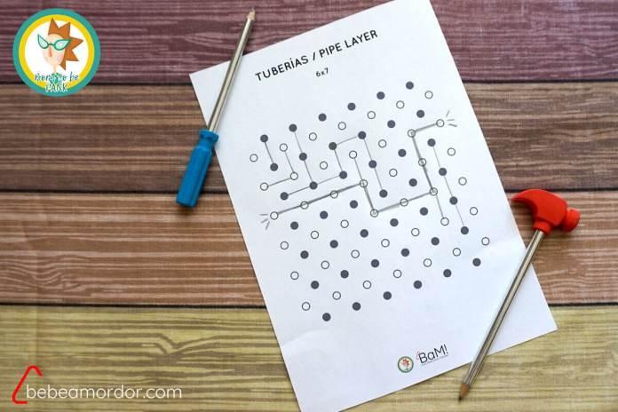 juegos con lápiz y papel clásicos y modernos