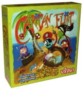 caja juego de piratas Capitán F