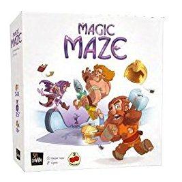 portada caja juego de mesa Magic Maze