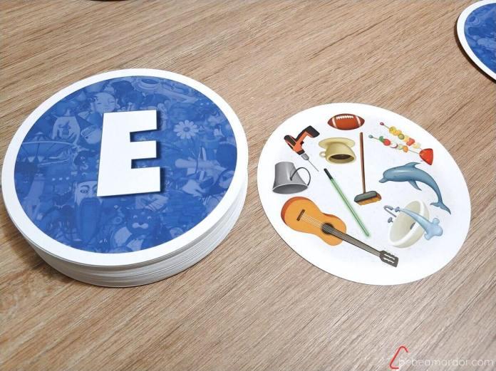 juego de palabras para lengua e inglés