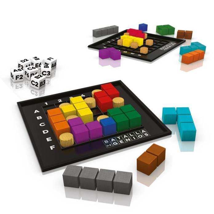 juego de mesa batalla de genios