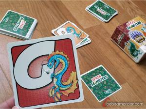 reseña juego de mesa speed monsters
