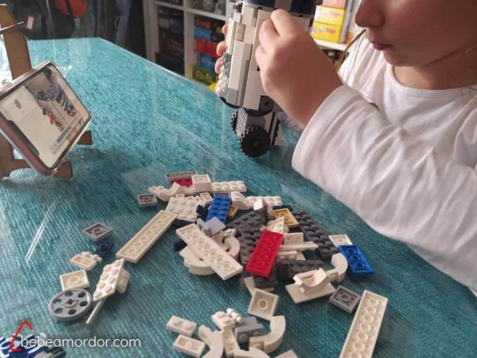LEGO AFOL niños