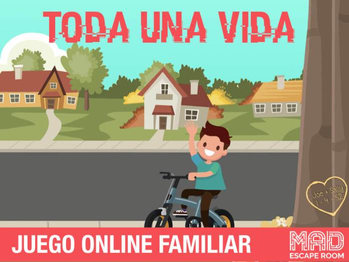 escape room online familiar con niños