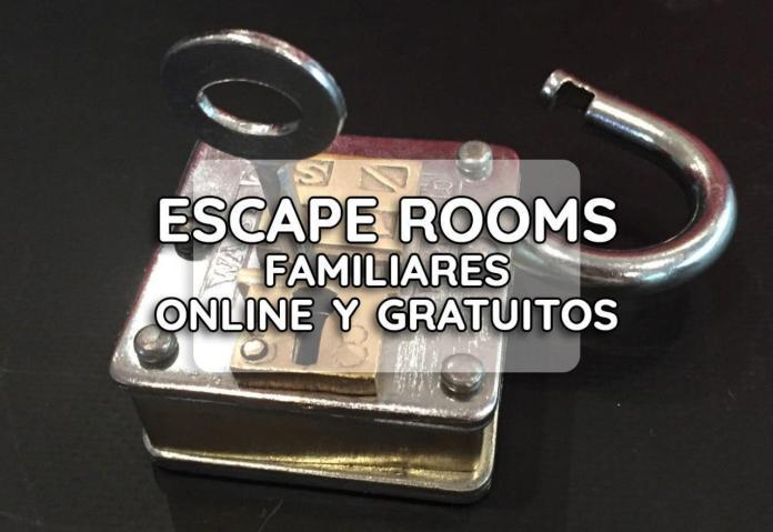 portada escape room online gratis
