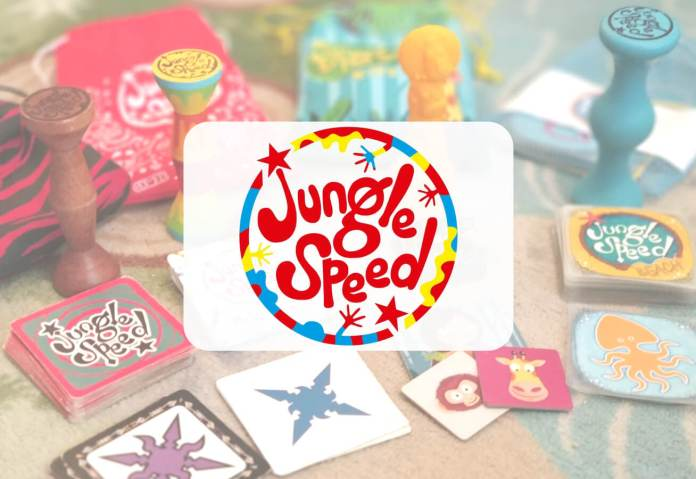 portada reseña juego de mesa Jungle Speed versiones