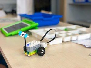 robot para programar con Scratch Lego Education We Do robots para niños desde 2 años 7 años