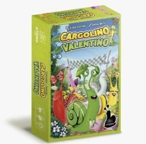 Cargolino Valentino juego de mesa 5 años