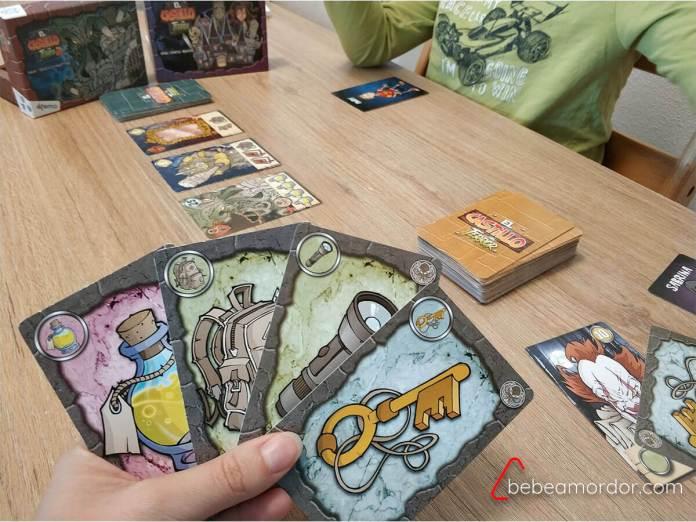juego de mesa expansión el castillo del terrrorr