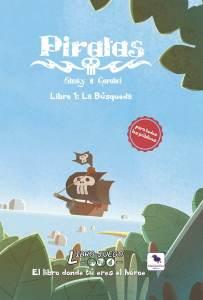 portada Librojuego piratas Masqueoca