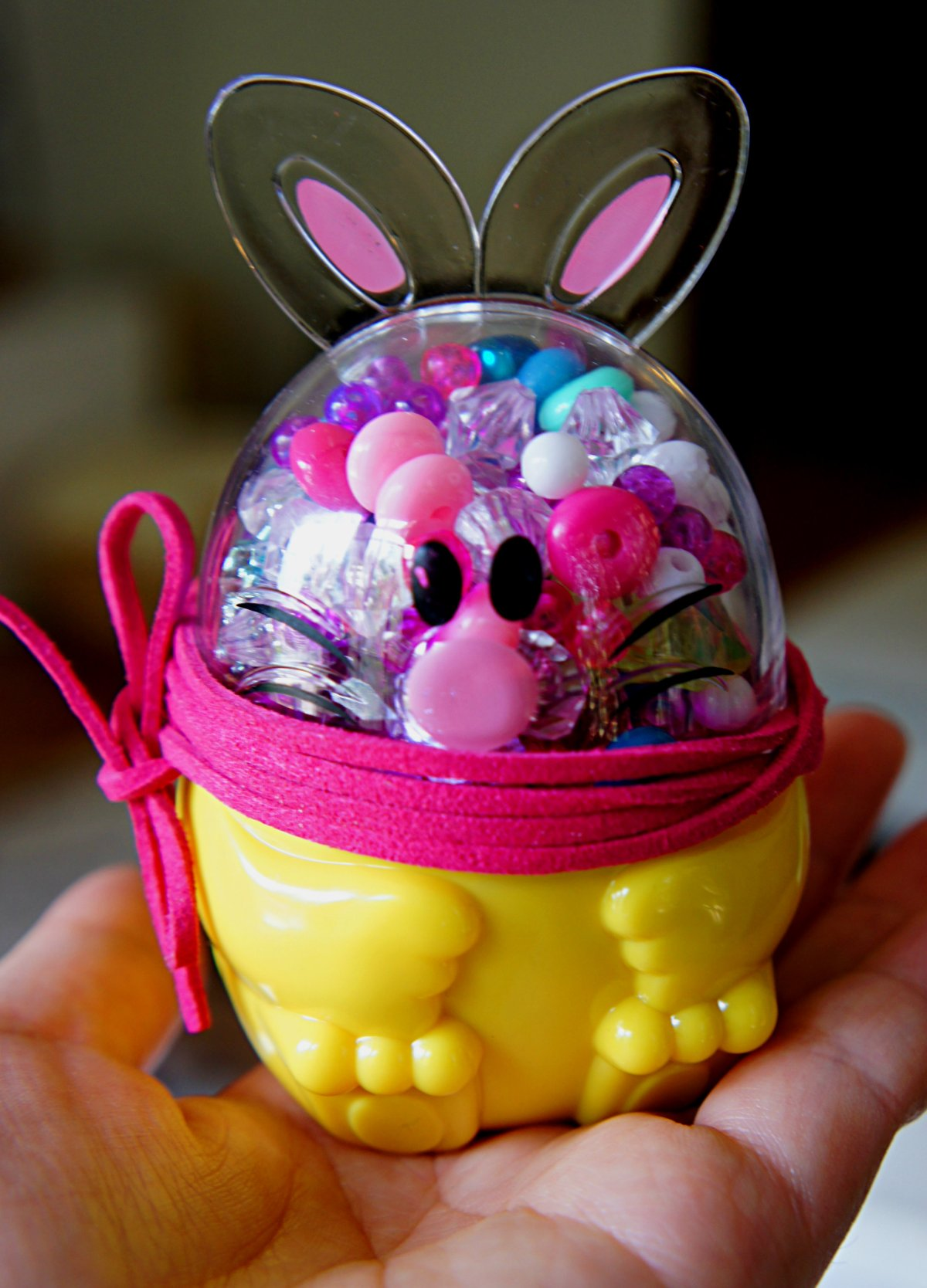 Candy Free Easter Egg ideas