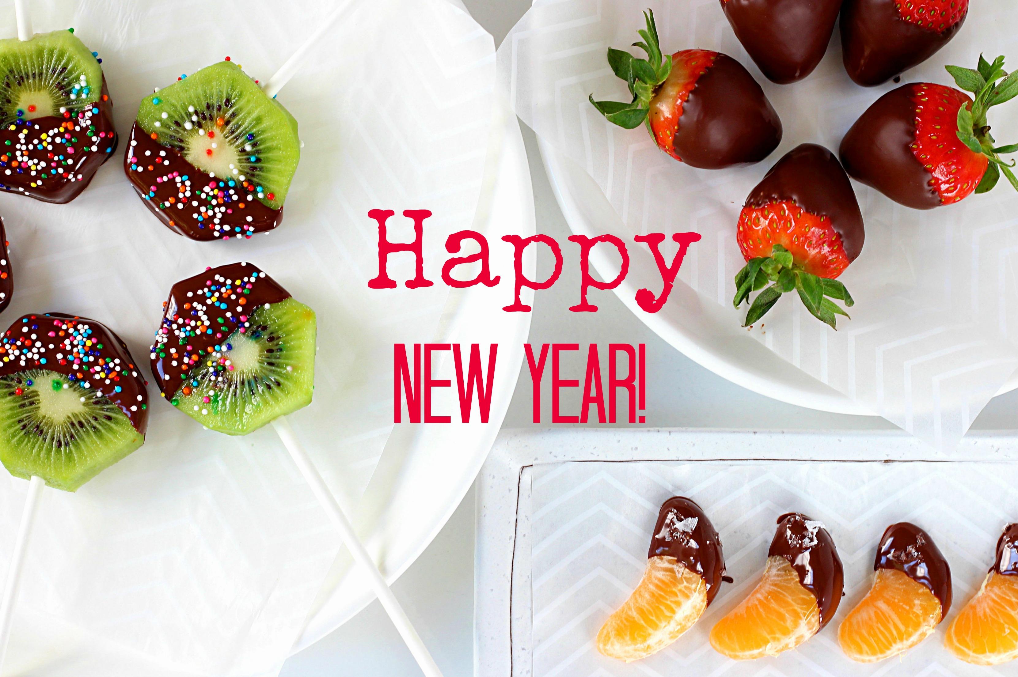 Chocolate Covered Fruit: Easy Dessert Ideas