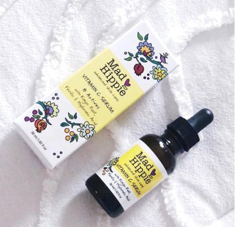 Mad Hippie Vitamin C Serum Review