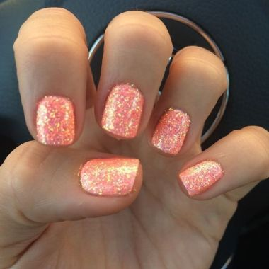 Cute Spring Nail Design Ideas With Bright Colour 05 1