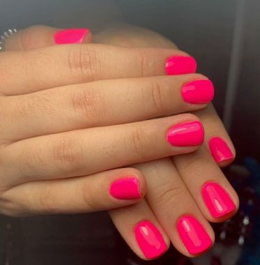 Cute Spring Nail Design Ideas With Bright Colour 10 2