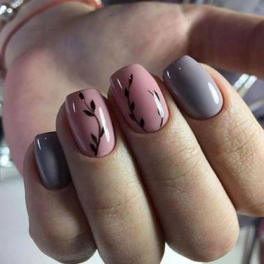 Cute Spring Nail Design Ideas With Bright Colour 11 1