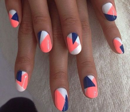 Cute Spring Nail Design Ideas With Bright Colour 13 2