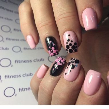 Cute Spring Nail Design Ideas With Bright Colour 22 1