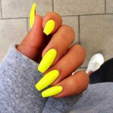 Cute Spring Nail Design Ideas With Bright Colour 29 1