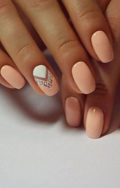 Cute Spring Nail Design Ideas With Bright Colour 30 1
