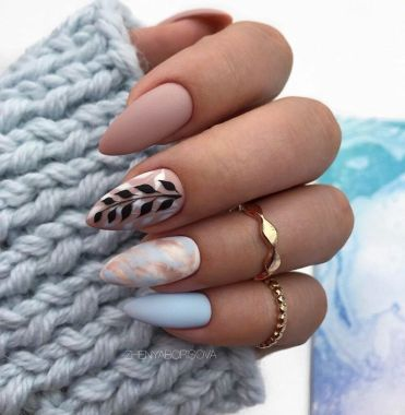 Best Acrylic Spring Nail Designs Trending 2020 08