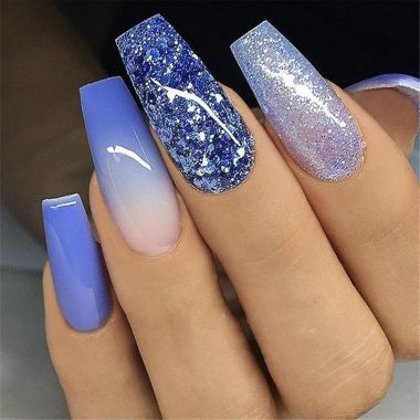 Best Acrylic Spring Nail Designs Trending 2020 13