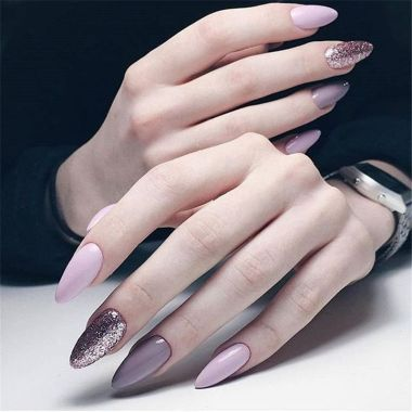 Best Acrylic Spring Nail Designs Trending 2020 18