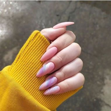 Best Acrylic Spring Nail Designs Trending 2020 20