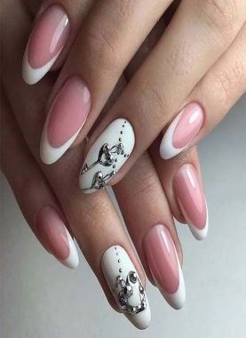 Best Acrylic Spring Nail Designs Trending 2020 22