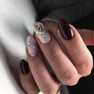 Best Acrylic Spring Nail Designs Trending In 2020 04