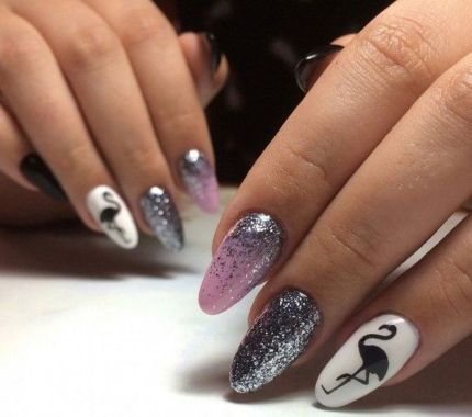 Best Acrylic Spring Nail Designs Trending In 2020 14